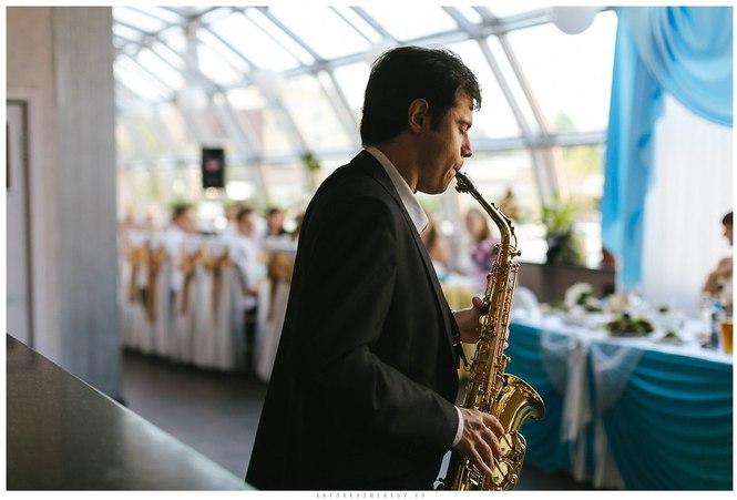 Саксофонист спб на свадьбу